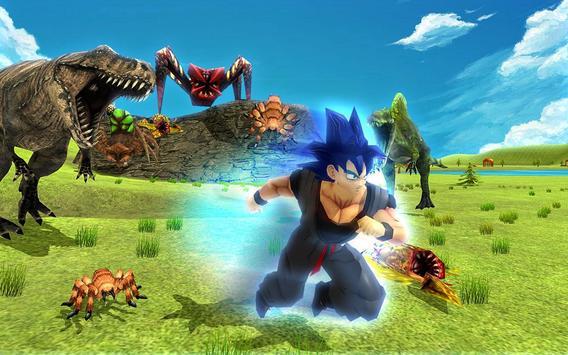 Super Goku Fighting Hero Saiyan Legend 2018 screenshot 1