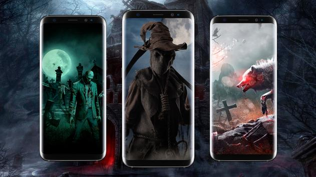 Horror Wallpapers HD poster