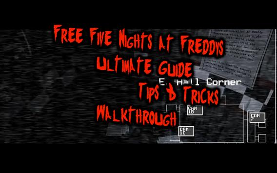 GUIDE FOR FNAF 1 apk screenshot