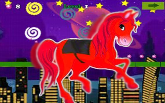 Fast Horse run adventure screenshot 1