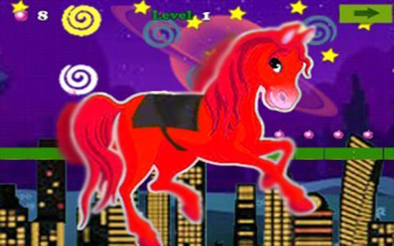 Fast Horse run adventure screenshot 2