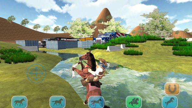 My Horse Parking Sim screenshot 1
