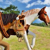 Horse Simulator Game 3D 2016 icon