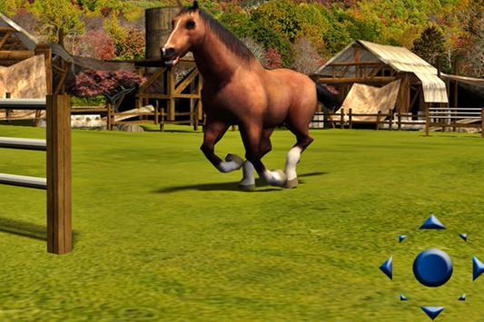 Horse Simulator Game 3D 2016 apk screenshot