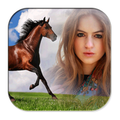 Horse Photo Frame icon