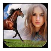 Horse Photo Frame icon