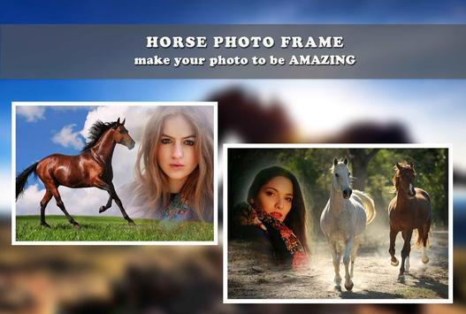 Horse Photo Frame screenshot 4