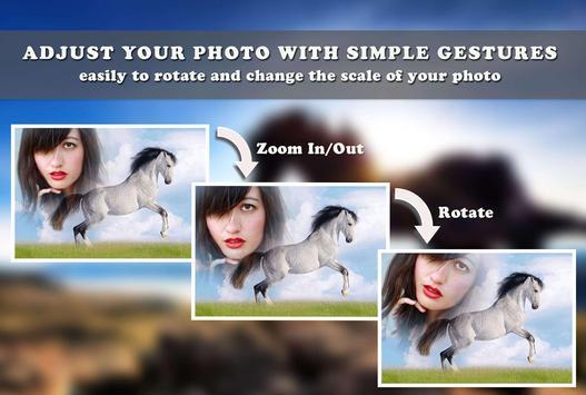 Horse Photo Frame screenshot 2
