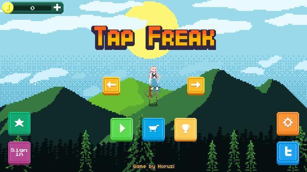 Tap Freak poster