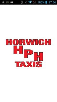 Horwich Taxis poster