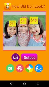 How old do you look poster