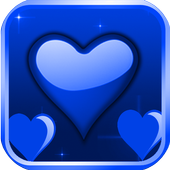 Bubble Shooter - Heart icon