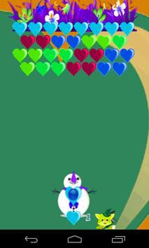 Bubble Shooter - Heart apk screenshot