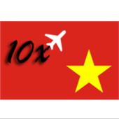 10x Vietnamese icon