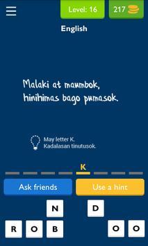 Ulol - Tagalog Logic & Trivia apk screenshot