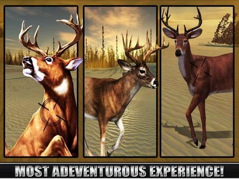 3D Deer Hunting Season 2016 poster