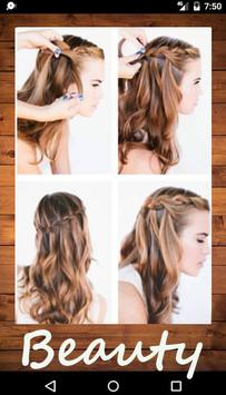 How To Make Hairstyles Step By Step screenshot 1