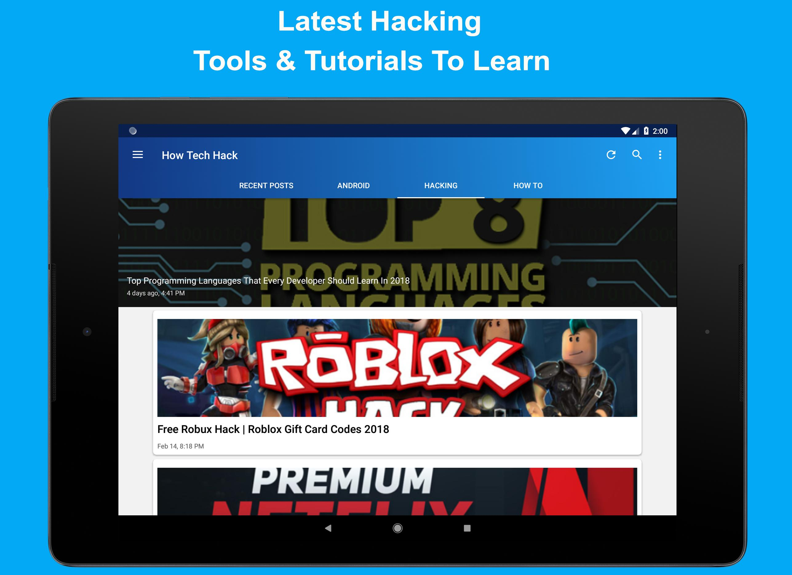 How Tech Hack For Android Apk Download