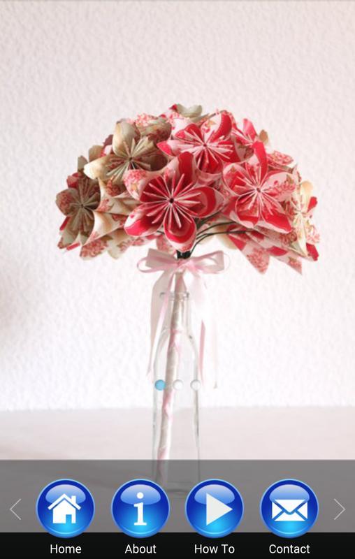 Easy Origami Flower Bouquet Apk