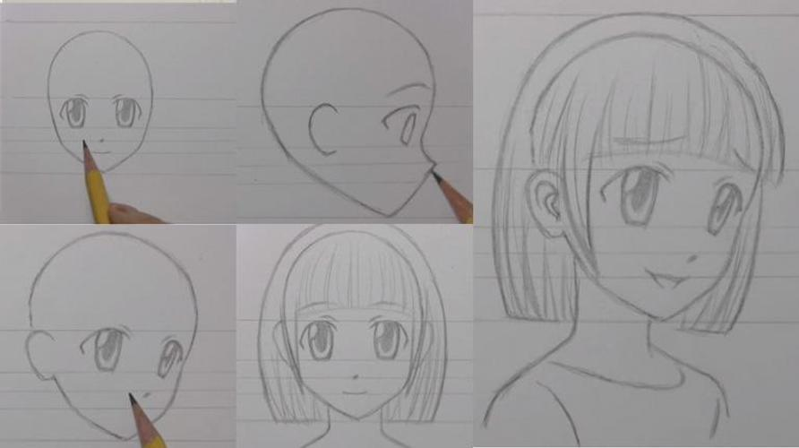 drawing anime amp manga archives how to draw step by step - 769×431