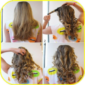 How to Curl Hair icon