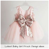 Best Baby Girl Frock Design Ideas icon