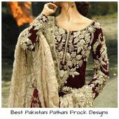 Best Pakistani Pathani Frock Designs icon