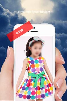 Latest Kids Frock Designs apk screenshot