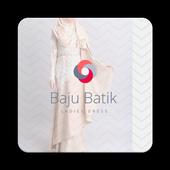 Baju Batik Ladies Dress 2018 icon