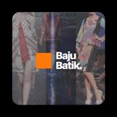 Latest Baju Batik 2018 icon
