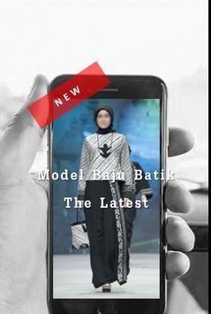 Latest Baju Batik 2018 screenshot 4