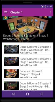 Guide for Doors and Rooms 3 poster