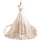 Bridal Gown Style icon