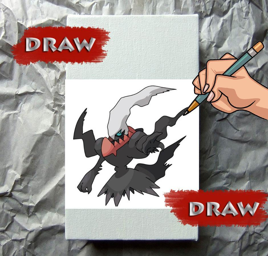 How to Draw Mega Evolution Pokemon for Android - APK Download