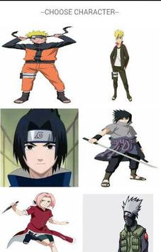 How to Draw : Naruto Characters screenshot 1