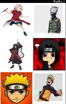 How to Draw : Naruto Characters screenshot 2