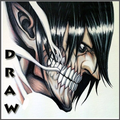 how to draw : Attack on Titan