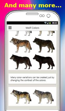 HOW TO DRAW A WOLF screenshot 3
