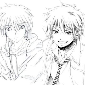 Resultado de imagen para manga anime para dibujar chicos