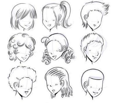 how to draw anime people screenshot 10