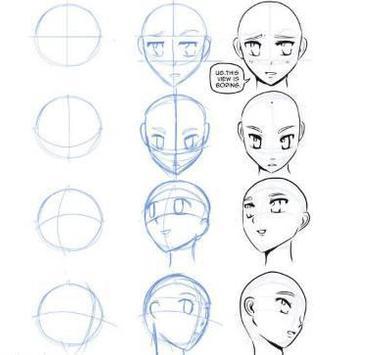 how to draw anime people screenshot 2
