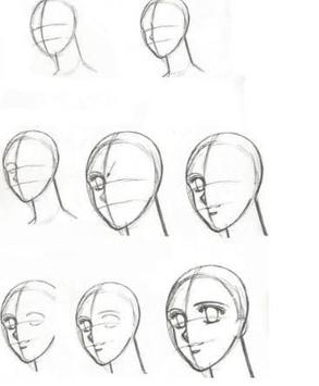 how to draw anime people screenshot 3