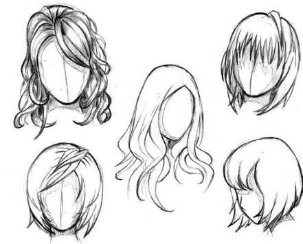 how to draw anime people screenshot 6