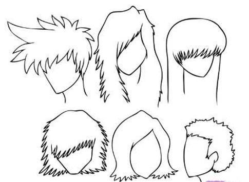 how to draw anime people screenshot 7