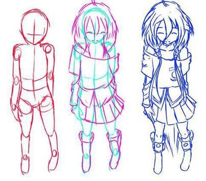 how to draw anime people screenshot 8