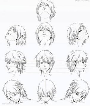 how to draw anime people screenshot 9