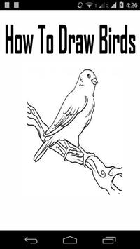 How to Draw Birds apk screenshot