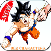 How To Draw DBZ Characters 2 icon