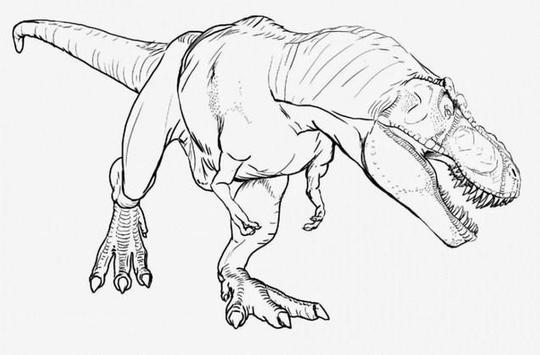 how to draw dinosaur step by step apk screenshot