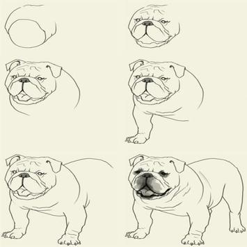 How to Draw Dog screenshot 1